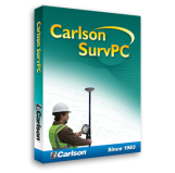 Carlson SurvPC (GPS Only)