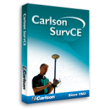 Carlson Advanced Roading SurvCE